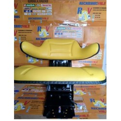 ASIENTO JOHN DEERE C/SUSPENSION Y GUIAS