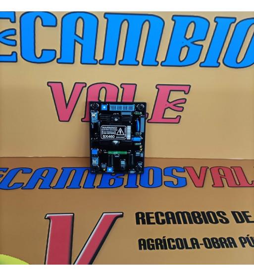 TARXETA DE CONTROL TIPO 460