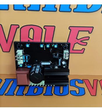 TARJETA DE CONTROL AVR R438