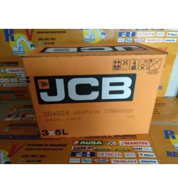 ACEITE CONVERTIDOR 10W - 5 LITROS ORIGINAL JCB