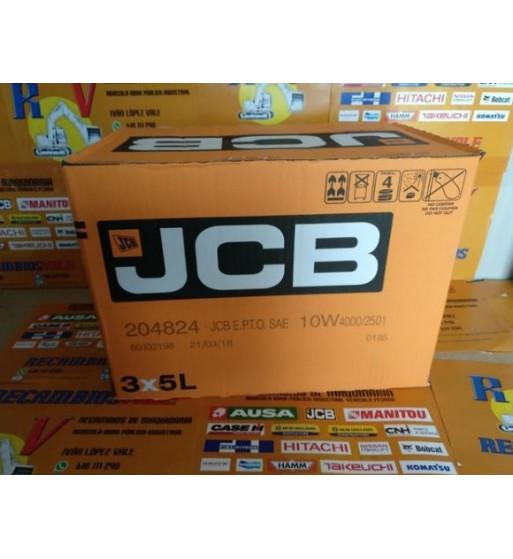 ACEITE CONVERTIDOR JCB ORIGINAL 10W 5L